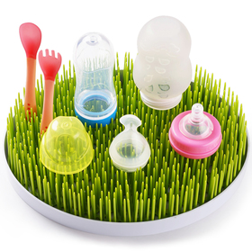 BABY MATE Large Lawn Drying Rack for Baby Bottles (11